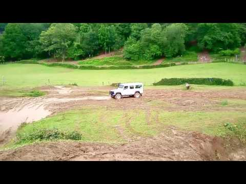 Land Rover Brother Sud-ouest, France 2016