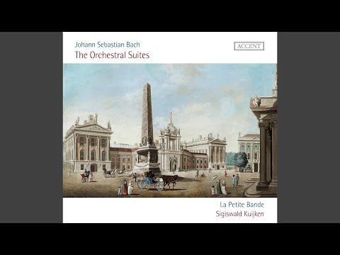 Overture No. 1 In C Major, BWV 1066: II. Courante (Suite)