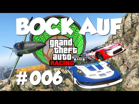 Billige Let's Play Hure 🚘 GTA 5 RACING #006 |Bock aufn Game?