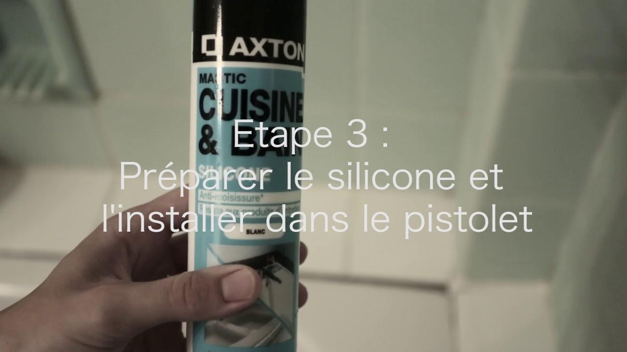 Silicone Acrylique Pour Salle De Bain comment refaire ses joints de salle de bain ?