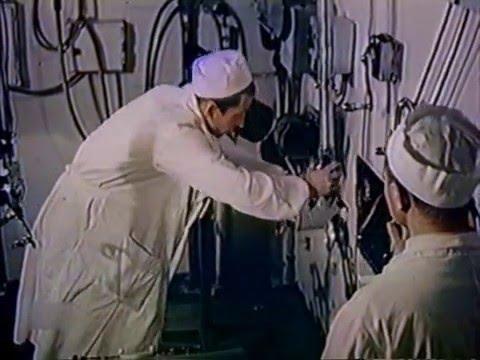 'Тайна вещества' 1956 Научно-популярный фильм