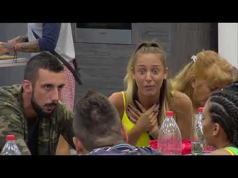 Zadruga - Sloba se svađa sa Lunom i Kijom - 31.05.2018.