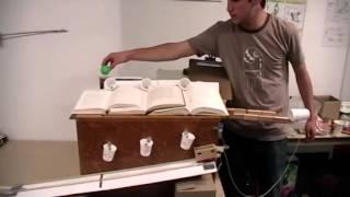 Six Rube Goldberg Machines