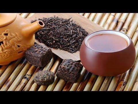 Чай пуэр — полезные свойства и противопоказания