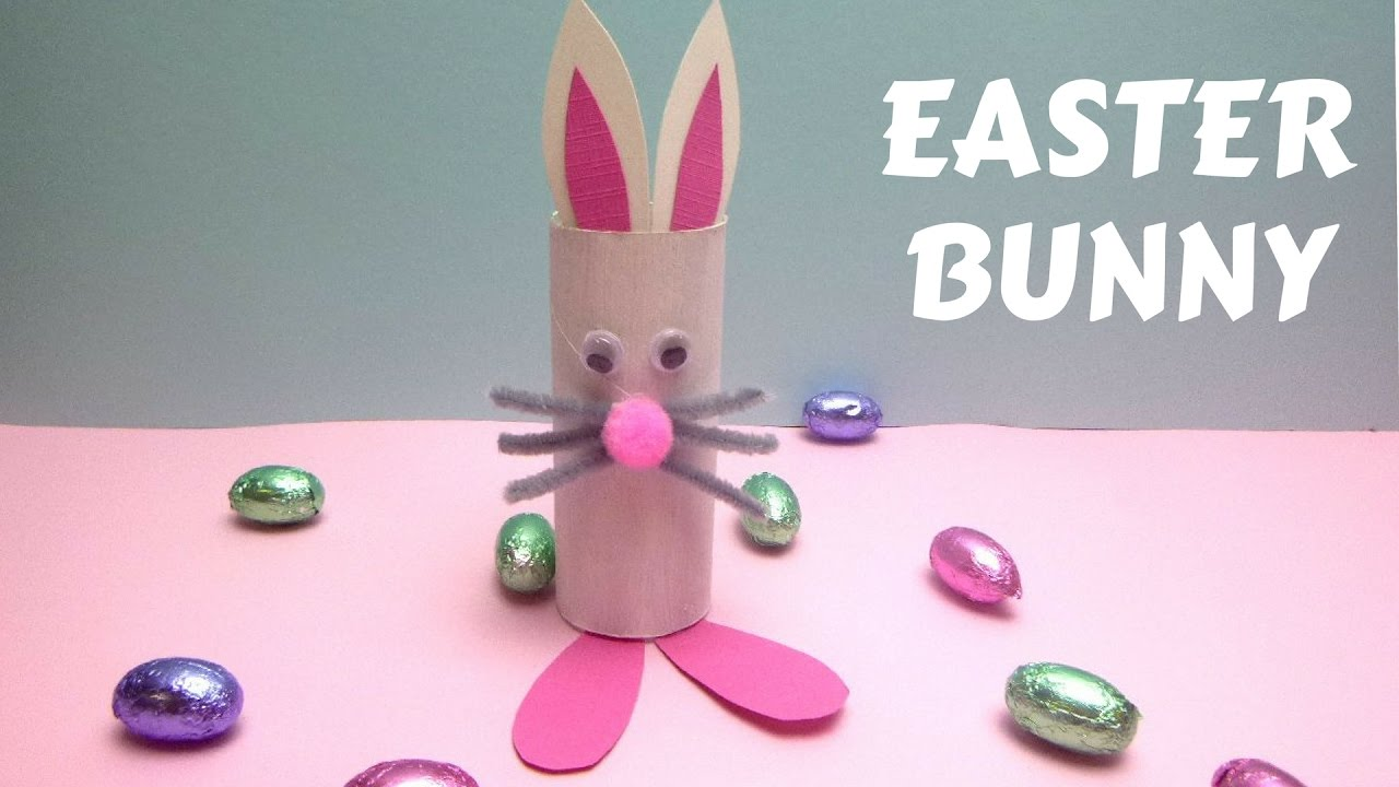 Easter Craft Ideas With Toilet Paper Rolls