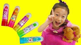Party Song Nursery Rhymes & Kids Songs | 교육으로 동요와 영어배우기 어린이 노래 Mainan dan lagu anak-anak