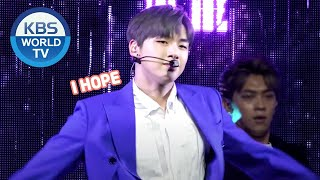 190725 KANG DANIEL(강다니엘)- 'I HOPE Showcase Stage