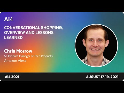 Conversational Shopping, Overview and Lessons Learned
