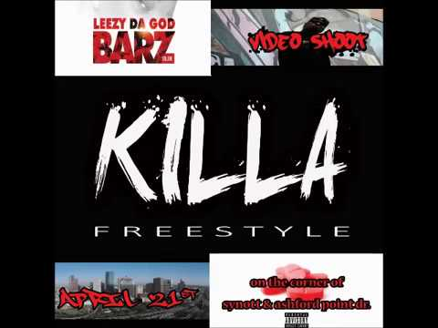 French Montana Killa Freestyle remix_Leezydagod promo