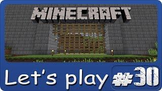 Let's Play Minecraft #30 - Автоматические ворота(Устранил множество недоработок в моём мире Minecraft, но главное, построил механизм автоматических поршневых..., 2015-03-29T08:13:53.000Z)