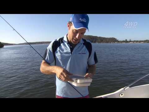 Bream fishing with lures