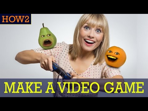 HOW2: How to Make a Video Game!