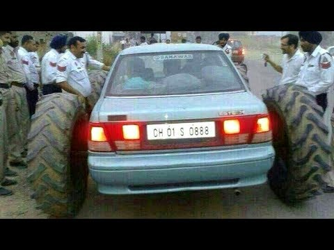 Crazy Modification Of Maruti Suzuki Esteem | Maurti Suzuki Esteem Modified | CAR CARE TIPS ||