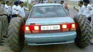 Crazy Modification Of Maruti Suzuki Esteem   Maurti Suzuki Esteem Modified   CAR CARE TIPS