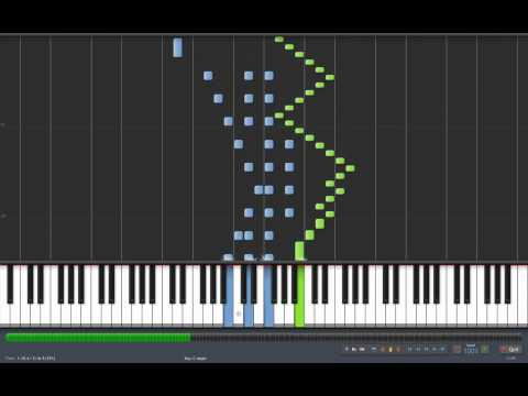 Synthesia - Decissive battle - FFX Piano collections