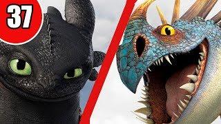 НОЧНАЯ ФУРИЯ vs ЗЛОБНЫЙ ЗМЕЕВИК. Какой дракон сильнее?