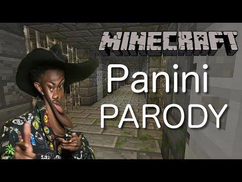 Lil Nas X – Panini (MINECRAFT PARODY)