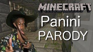 Lil Nas X - Panini (MINECRAFT PARODY)