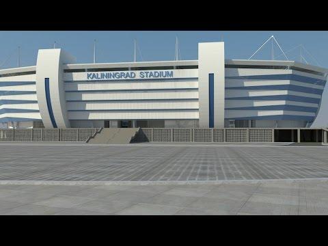 Как сейчас выглядит стадион в Калининграде? Kaliningrad stadium