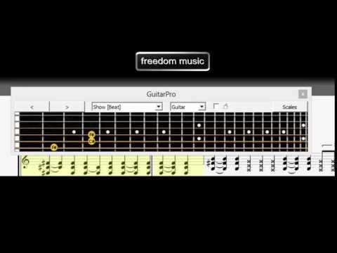 Tenacious D beelzeboss guitar tab tutorial