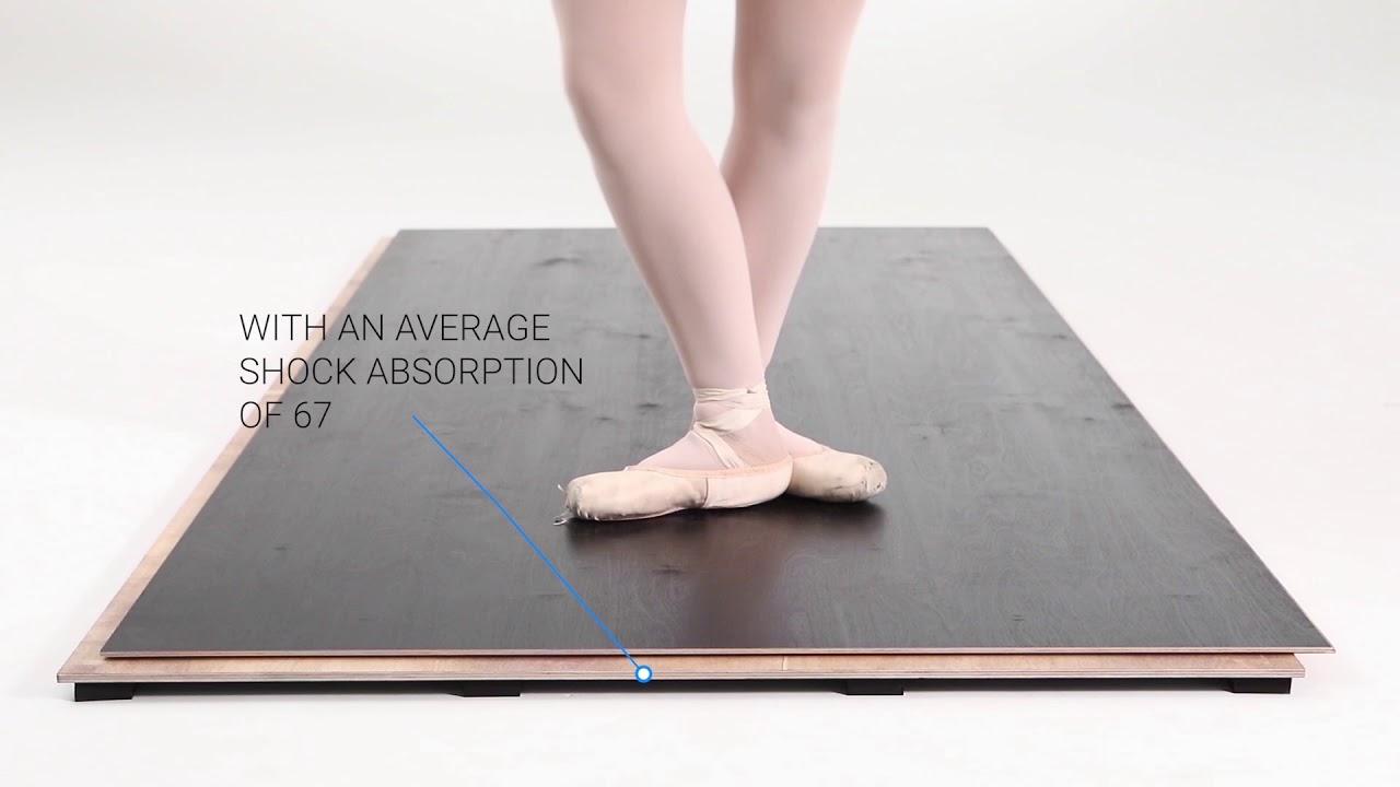 Harlequin Flexity | Self-Install Sprung Dance Floor