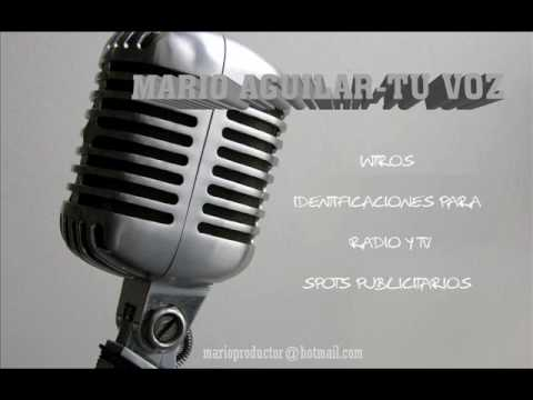 LOCUTORES SALVADOREÑOS  MarioAguilarPro -  Radio Gospel 98.1 El Salvador