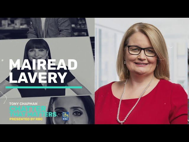 I chat with Mairead Lavery, the brilliant, and passionate CEO of Export Development Canada.