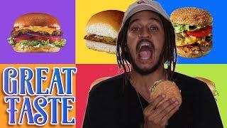The Best Fast-Food Burger   Great Taste