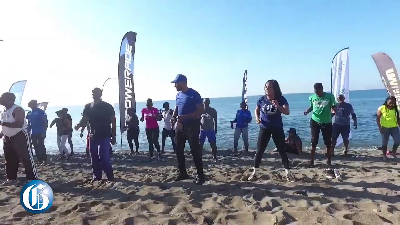 FIT4LIFE: Beach fitness with TrainFit