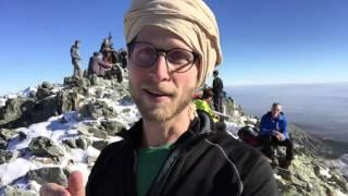 Dr. Mundi in High Tatra