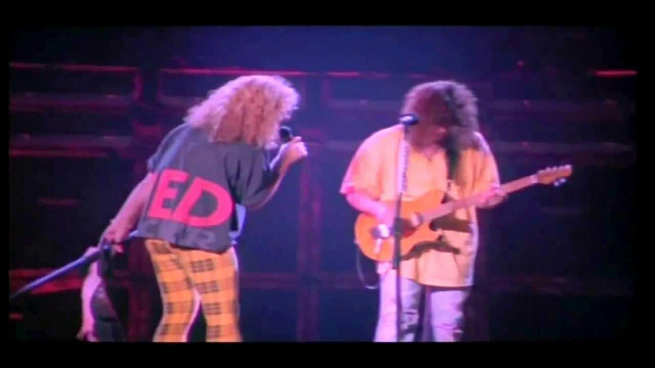 Van Halen Cabo Wabo Live In Fresno Ca Usa 1992 Widescreen 1080p Youtube