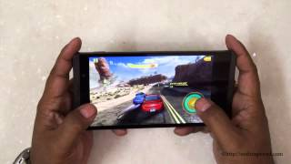 HP Slate 6 Voicetab Review: Gameplay NOVA 3, aSPHALT 8, fifa 14, Beach buggy, Fruit Ninja