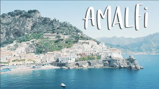 Youtube video VLOG: Družinski potep z avtodomom po Italiji – Amalfi obala