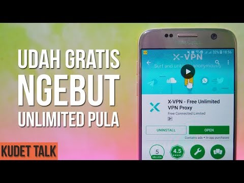 Aplikasi VPN Terbaik Gratis & Unlimited | X VPN