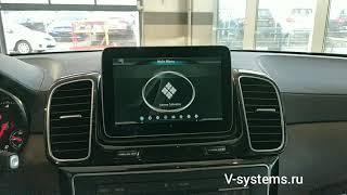 система кругового обзора для Mercedes Benz GL