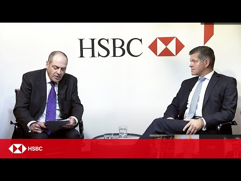 The HSBC RMB G+ Hangout