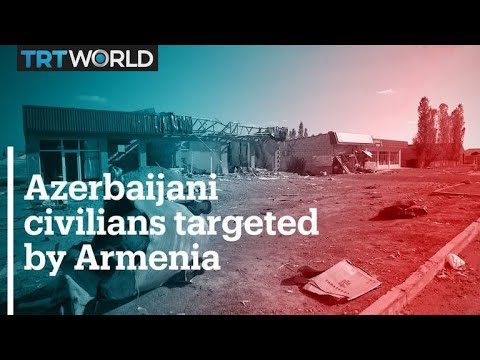 65 Azerbaijani Civilians Killed In Karabakh Conflict