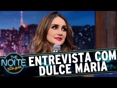 Entrevista com Dulce María | The Noite (03/04/17)