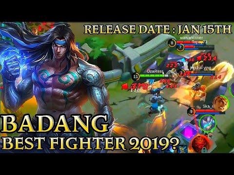 Badang Best Fighter