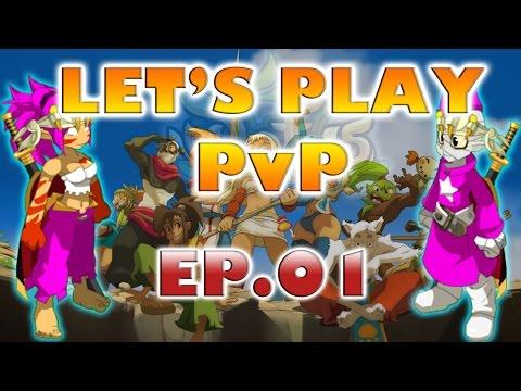 #01 Let's Play Dofus PVP | DOUBLE COMPTE, NOUVEAU CONCEPT !