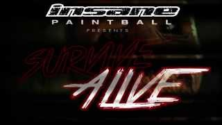 Insane Paintball Survive Alive Zombie Shoot Teaser