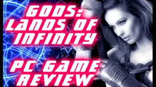 Gods: Lands of Infinity :Special Edition RPG Review