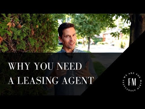 Episode 2: Why You Need A Leasing Agent