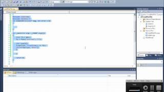 C++ load Wave File Headers - part1
