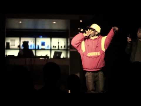 Raz Fresco opening for Royce da 5'9 at Status Lounge