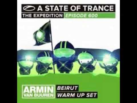 Armin van Buuren Warm-up Live at A State of Trance_600 Den Bosch