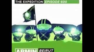 Armin van Buuren Warm-up Live at A State of Trance_600 Den Bosch
