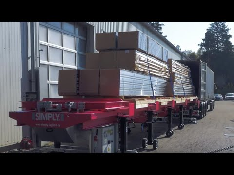 SIMPLY. Container Loading System