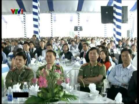 Lễ Khánh Thành Nhà Máy Thức Ăn Chăn Nuôi De Heus tại Vĩnh Phúc