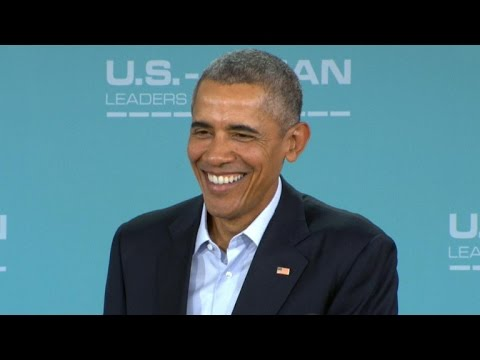 Obama: Donald Trump won't be president